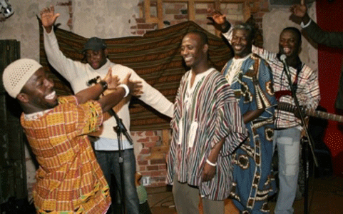afrique nouvelle musique africa new music toronto canada art arts african congo congolese arthur tongo thomas tumbu festival bana y'afrique afrafranto ghana