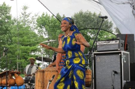 afrique nouvelle musique africa new music toronto canada art arts african congo congolese arthur tongo thomas tumbu festival bana y'afrique mabinty sylla