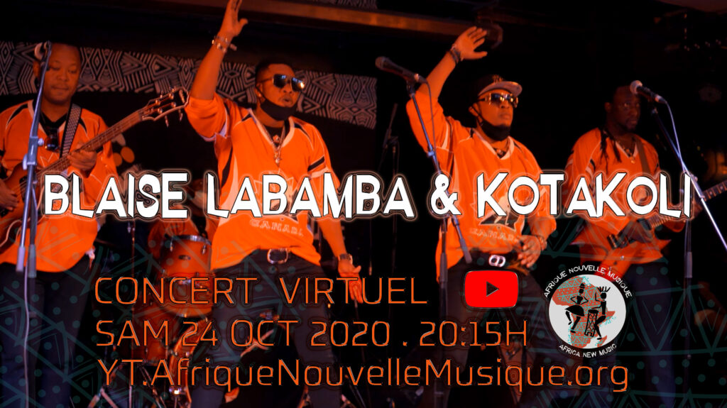 afrique nouvelle musique africa new music toronto canada art arts african congo congolese arthur tongo thomas tumbu festival bana y'afrique blaise labamba kotakoli