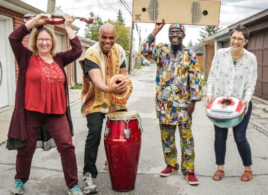 afrique nouvelle musique africa new music toronto canada art arts african congo congolese arthur tongo thomas tumbu festival bana y'afrique Njacko Backo