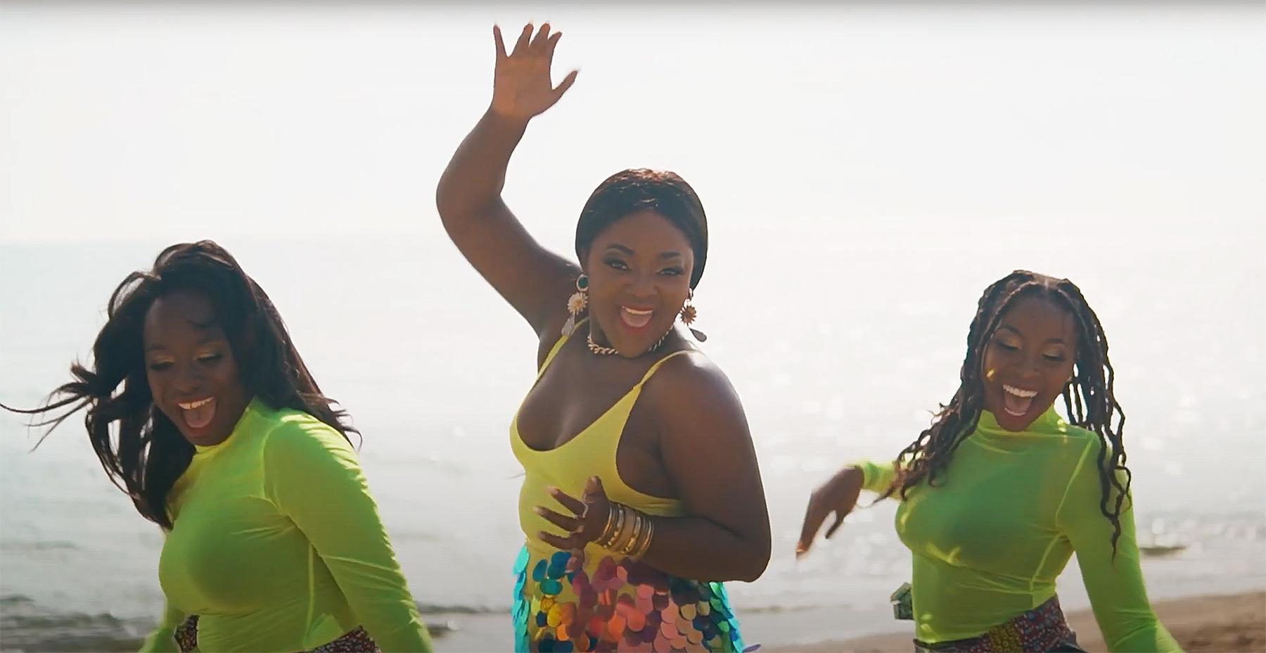 afrique nouvelle musique africa new music toronto canada art arts african congo congolese arthur tongo thomas tumbu festival bana y'afrique Blandine congo congolese